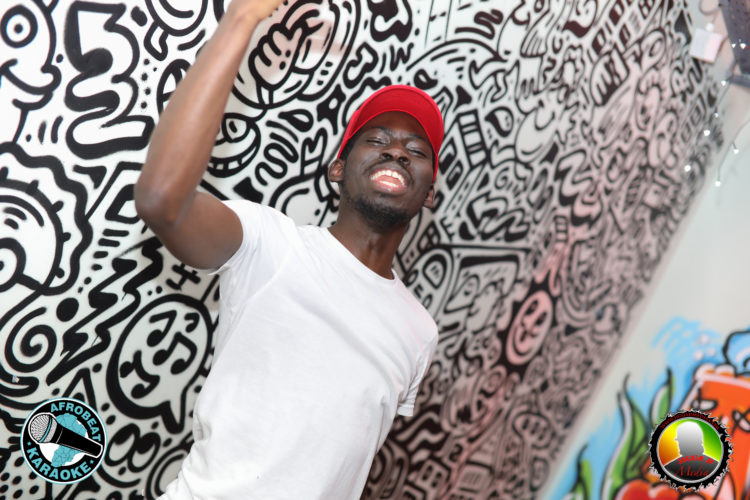 Afrobeats Karaoke-0289