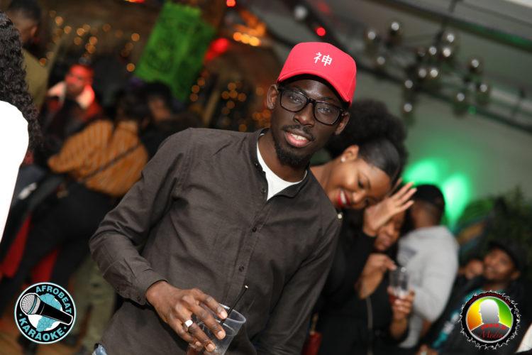 Afrobeats Karaoke-9973